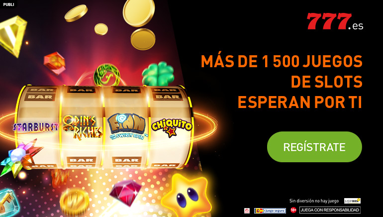 The new Casino777 Spain is now live