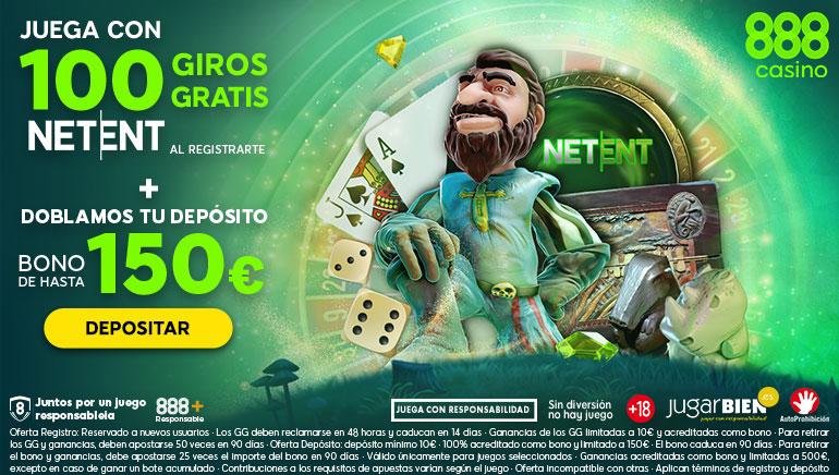888 Casino nos sorprende con dos nuevas ofertas de bienvenida