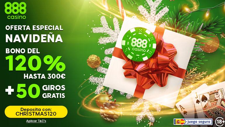 888casino celebra con estilo con una brillante promoción de navidad