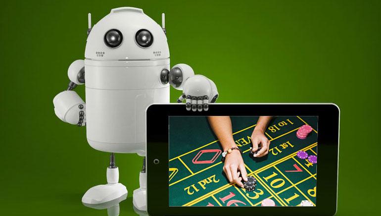 Experiencia de Casino completa en Android
