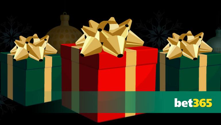 ¡Abre tus regalos en Bet365 Poker!