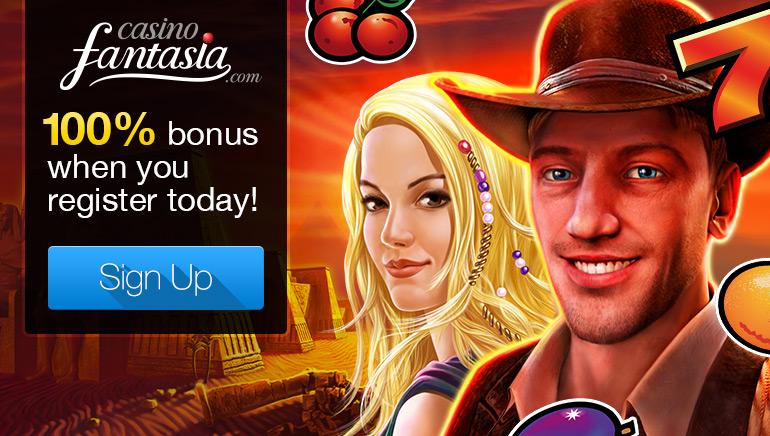 El Casino Fantasia Ofrece Unos Juegos y Bonos Buenísimos