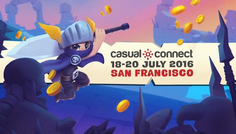 Los juegos sociales son la principal atracción en el Casual Connect USA