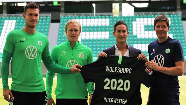 Interwetten patrocinará al VfL Wolfsburg en la Bundesliga alemana