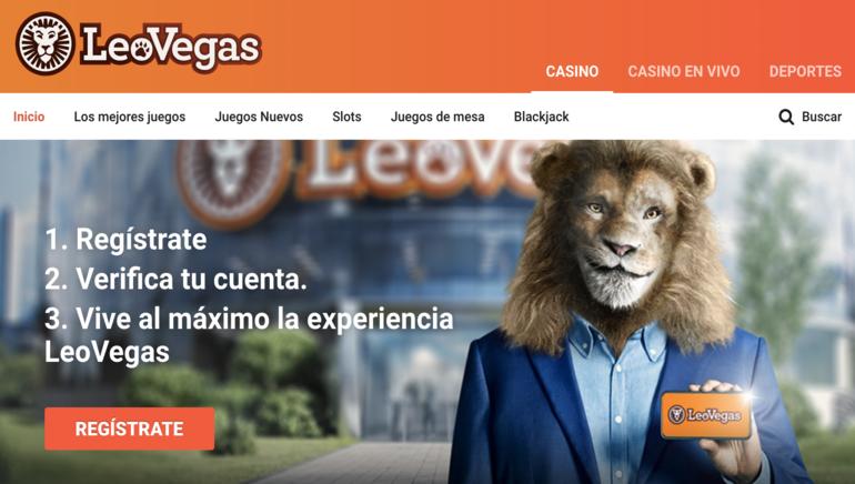 Hemos evaluado el casino LeoVegas, ¡y ha superado nuestras expectativas!