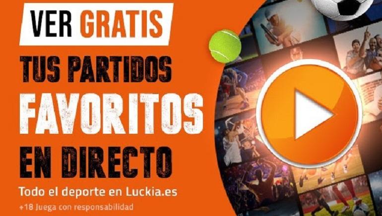 Luckia lanza su streaming en vivo en España