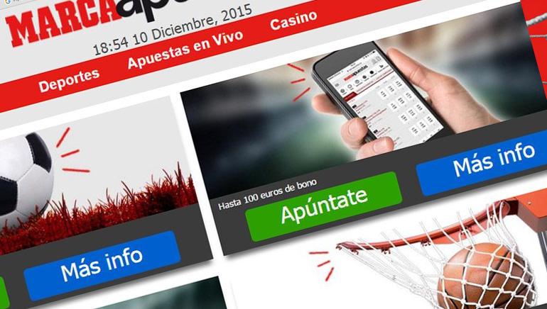 MARCA Casino y MARCA Apuestas, Justo la fiabilidad que andabas buscando