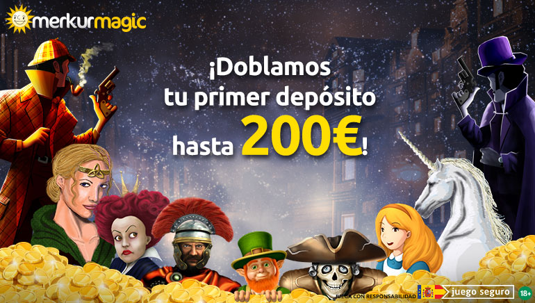 Merkur Magic Casino ES