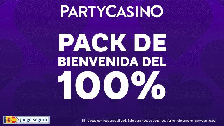 PartyCasino ofrece una increíble promoción para nuevos miembros en España