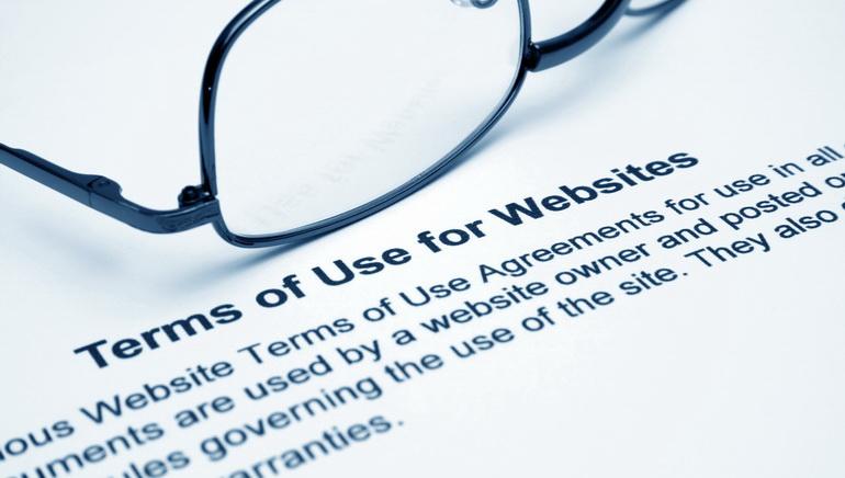 Lee la letra pequeña: Consejos para los términos y condiciones de la red.