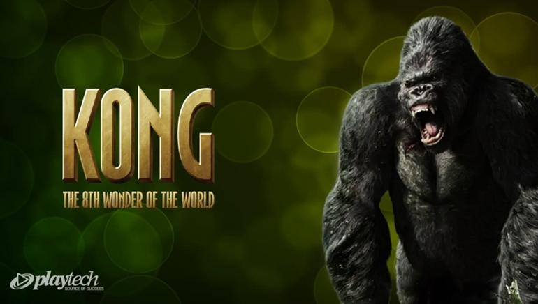 King Kong llega a la vida humana en Casinos Online