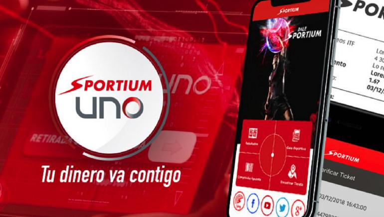 Sportium lanza Sportium UNO, un nuevo método de pago con numerosos beneficios