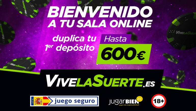 Disfruta del Mejor Juego Online con ViveLaSuerte