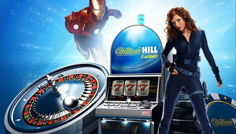 Nuevos juegos lanzados en un Nuevo Lobby en Casino William Hill